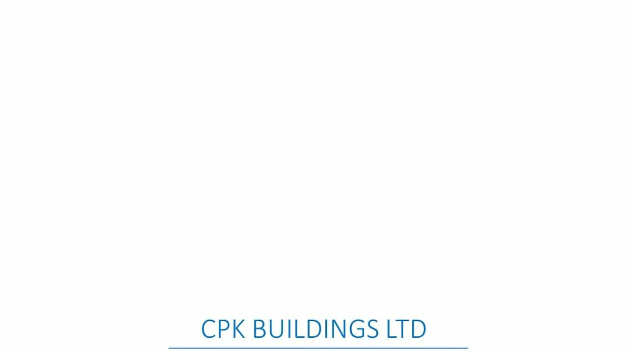 CPK BUILDINGS LTD